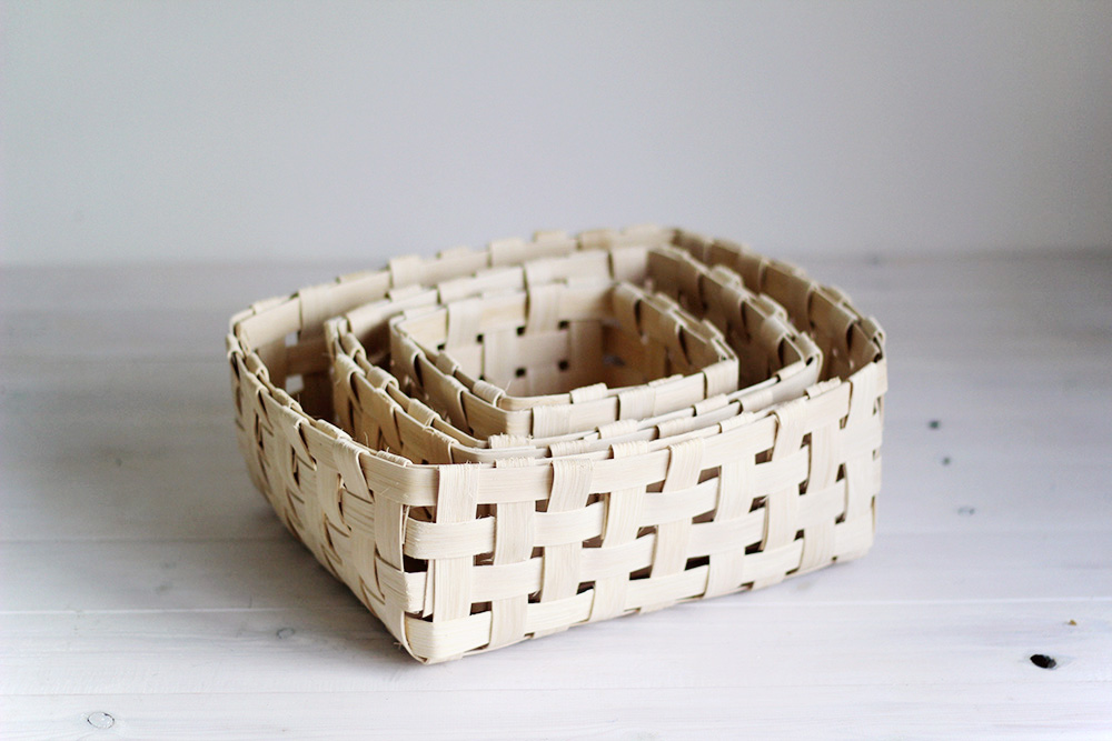 Basket Weaving Supplies Uk : Diy handmade baskets fall for