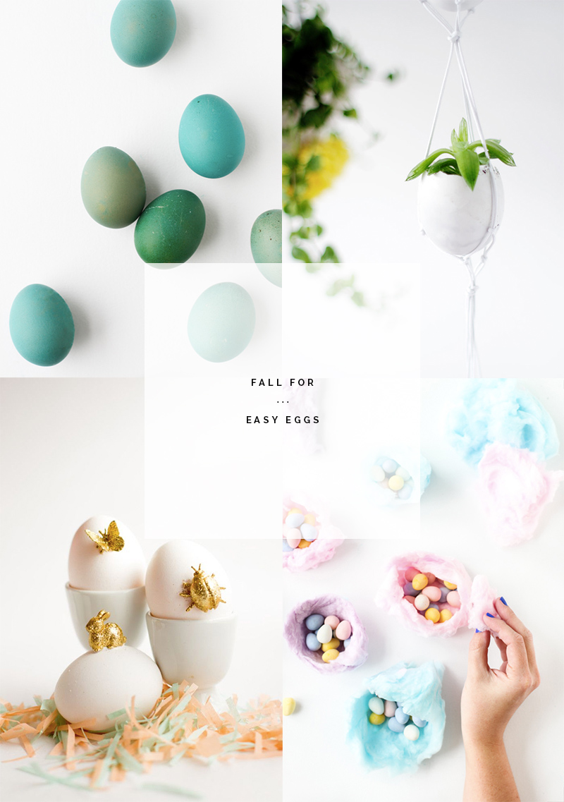 Fall For... Easy Easter Projects