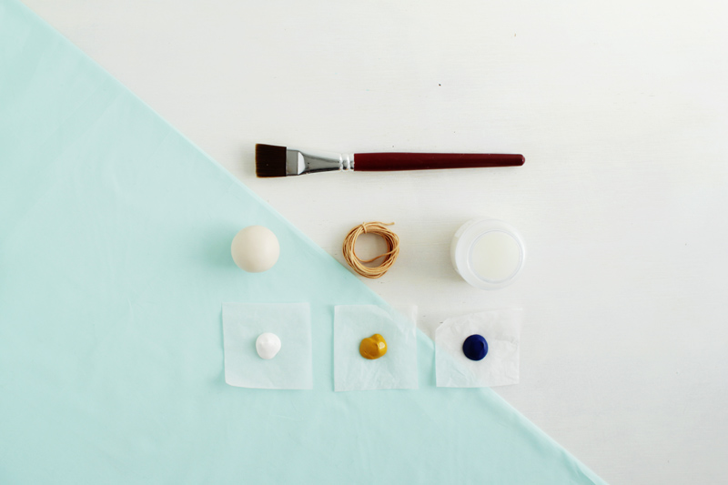 Fall For DIY Faux Ceramic Glazed Beads Tutorial