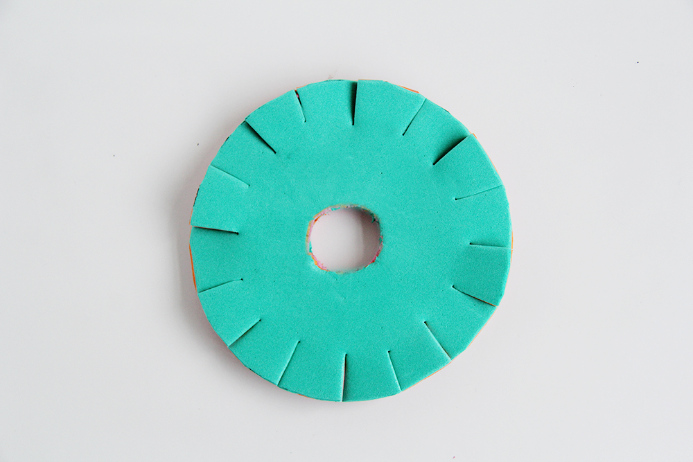 Fall for diy how to make a kumihimo disk to braid 2
