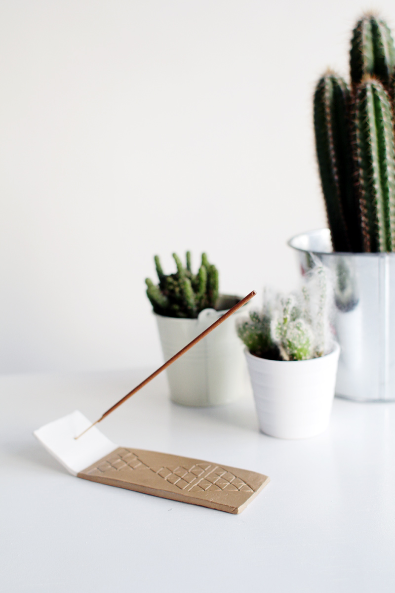 Fall For DIY Incense Holder tutorial 13