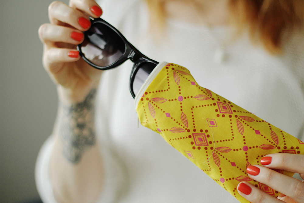 How to Make All the Zipper Pouches