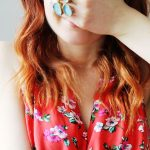 Fall For DIY | Enamelled Rings