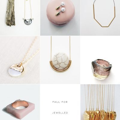Fall For… Jewelled