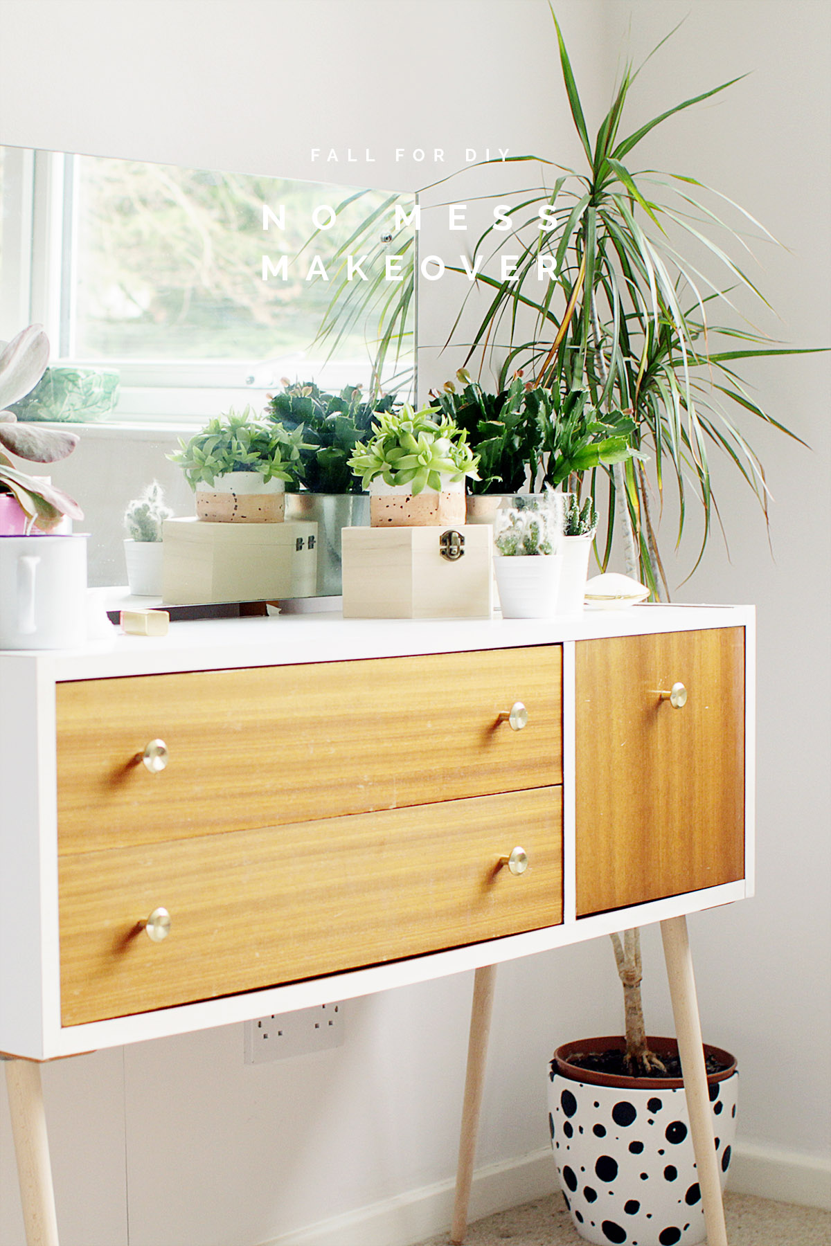 No Mess Makeover 5 Tips For Updating Your Old Furniture