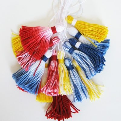 10 Tassel Projects to get #tasselhappy