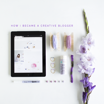 My Story | How I Became a Creative Blogger