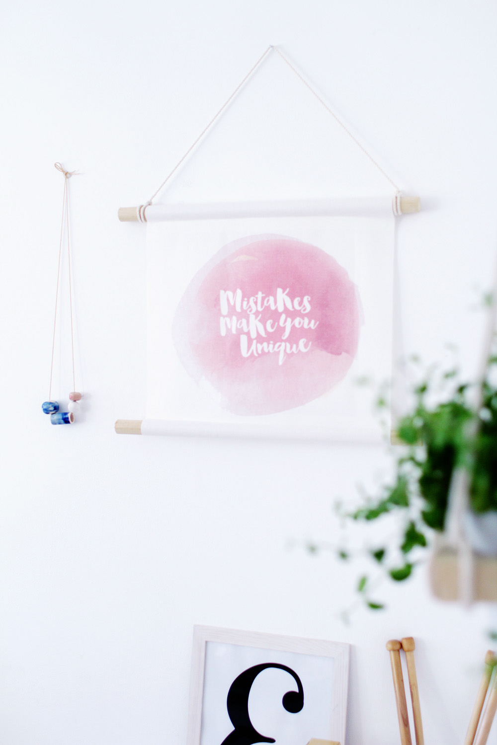 Fall For DIY Quote Banner
