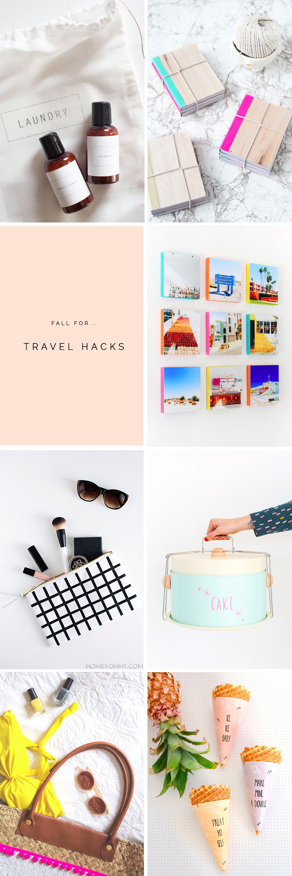Fall For DIY Travel Hacks