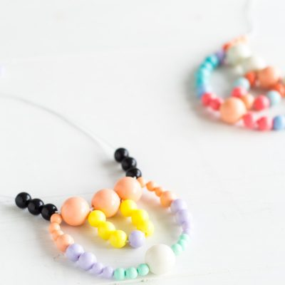 DIY Easy Beaded Necklaces