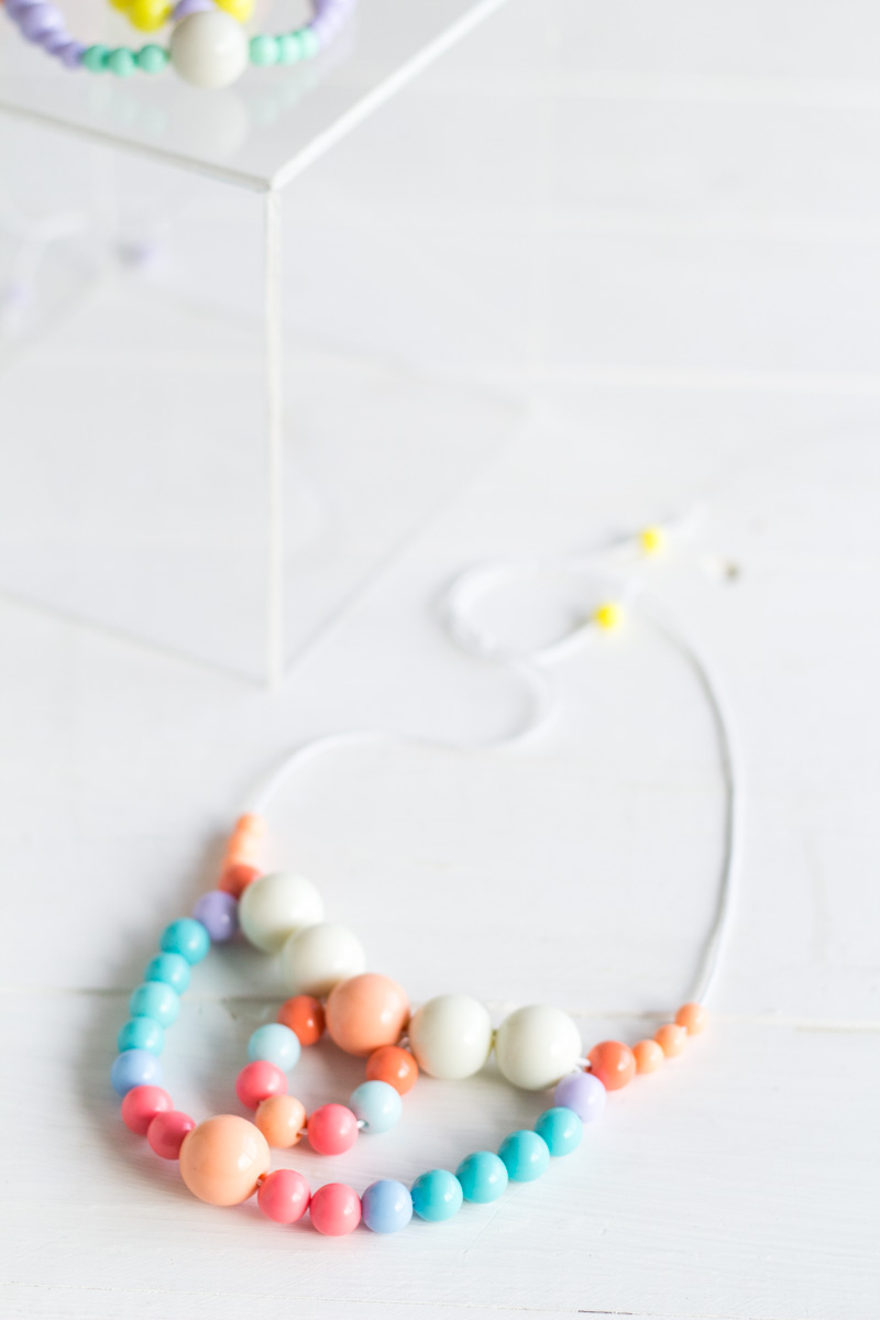 Beaded Necklace | Fall For DIY
