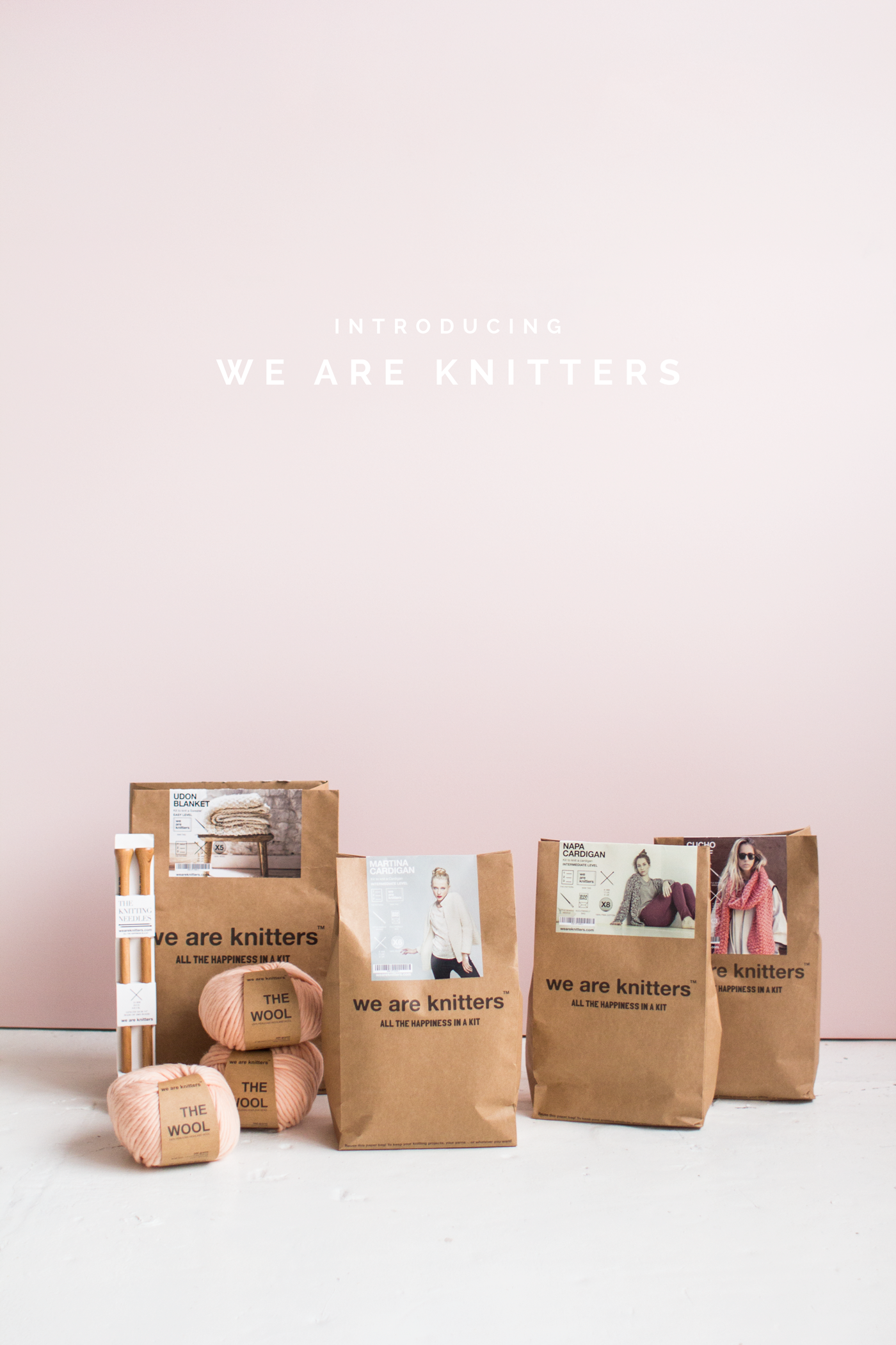 Introducing We Are Knitters