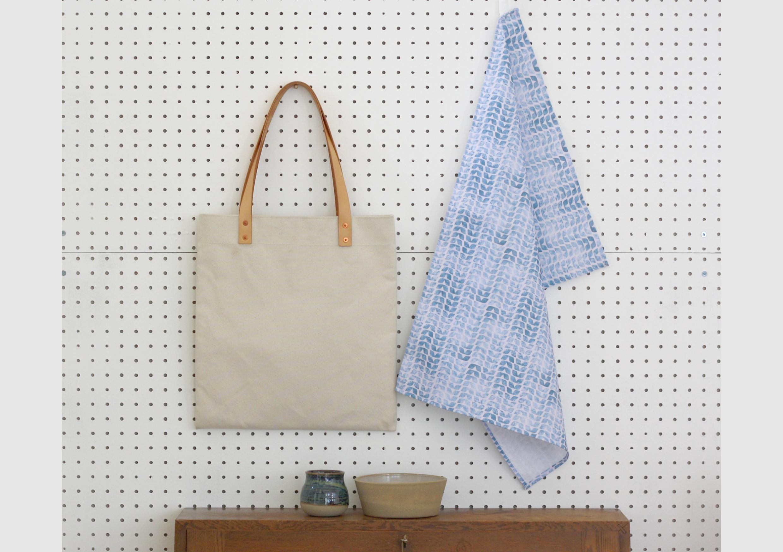 1. Sky Leaves Kitchen Towel £11