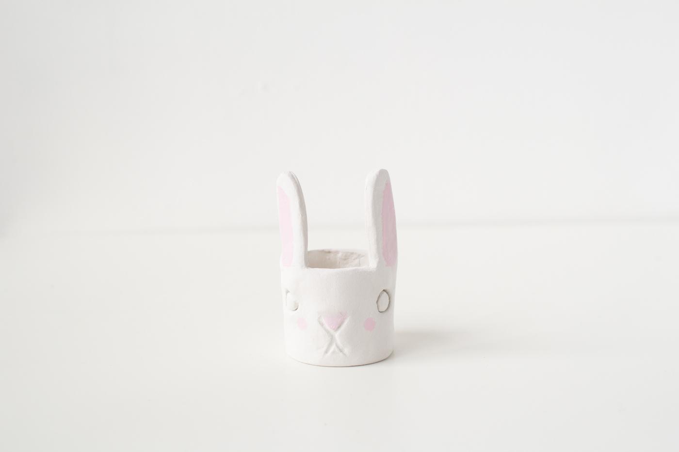 DIY Mini Cacti Bunny Planter | @fallfordiy-14