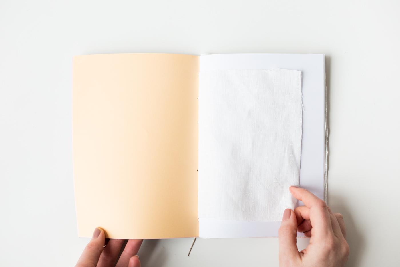 DIY 10 Minute Notebook-18