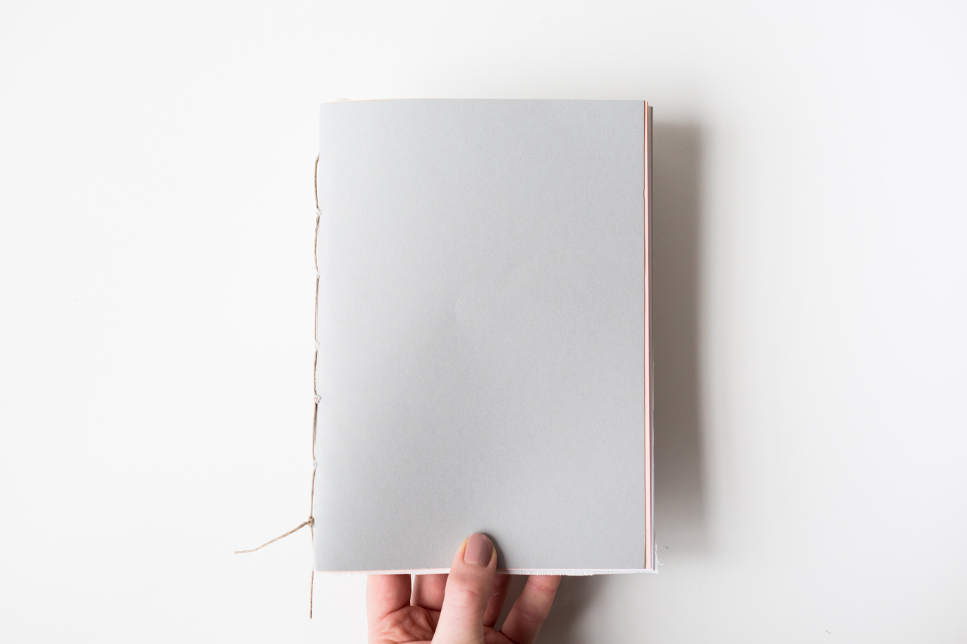 DIY 10 Minute Notebook-19