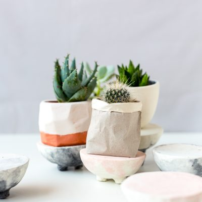 9 Concrete DIY's to Try