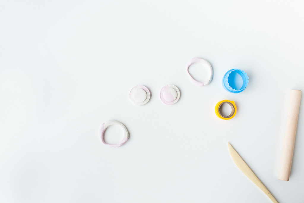 Washi Tape Holder with FIMO | @wemakecollective & @fallfordiy-11