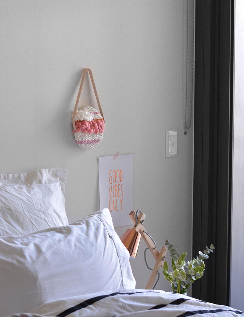 We Make Collective Relaunch Day 5   DIY Circular Woven Wall Hanging