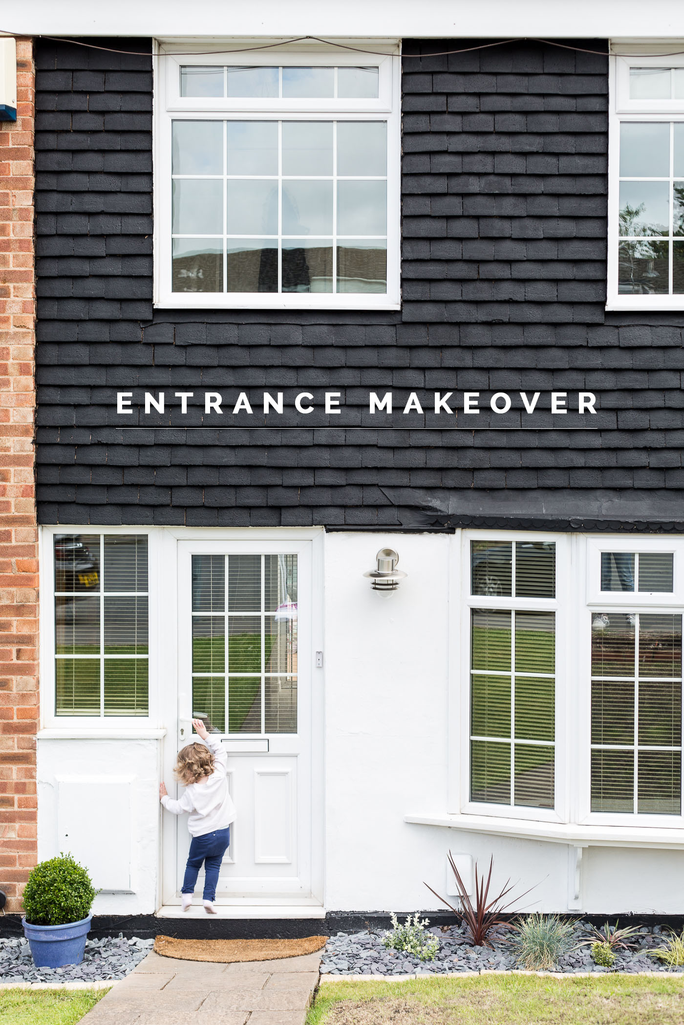 Making an Entrance | Before & After