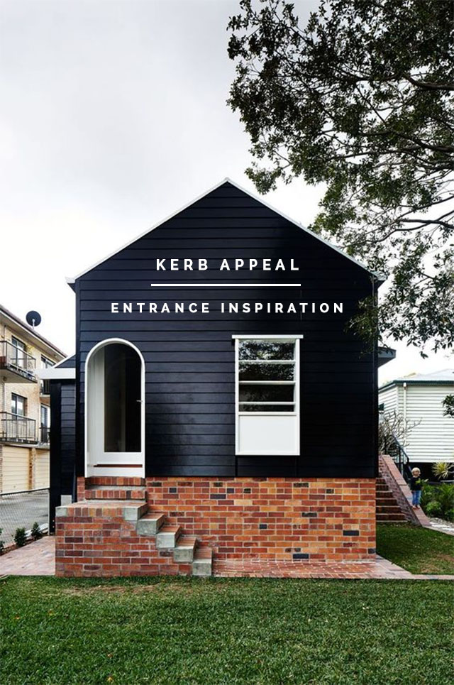 Kerb Appeal Entrance Inspirations