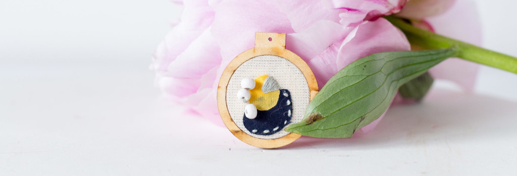 Learn a New Creative Skill - Embroidery | @fallfordiy