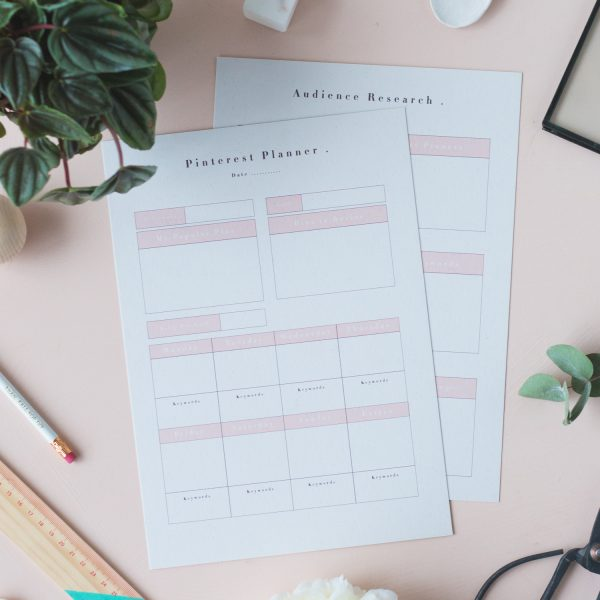 Free Printable Social Media Planners | Pinterest