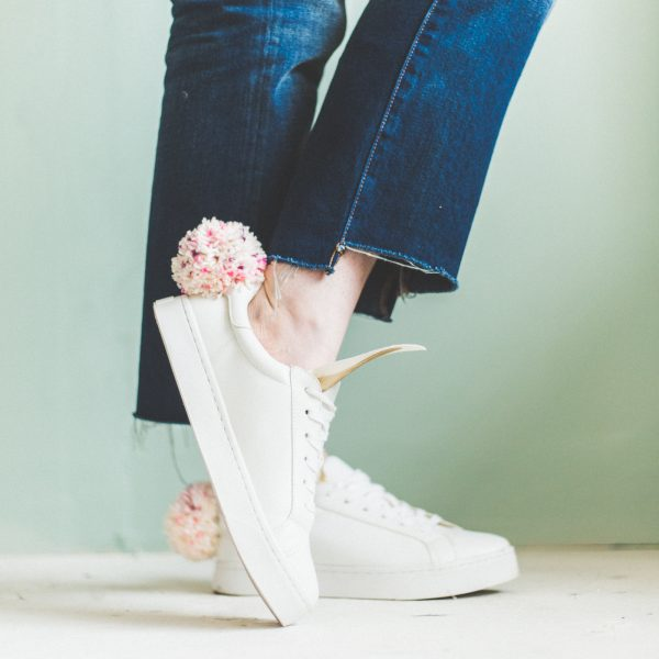 Hop to it in these DIY Bunny Trainers