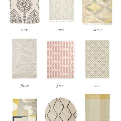 Fall For your Floor | Rug Inspiration