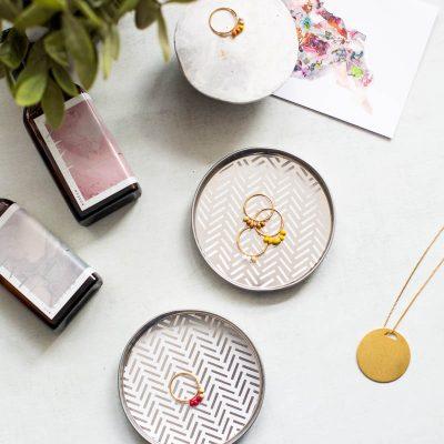 5 Minute DIY | Make this Ring Dish