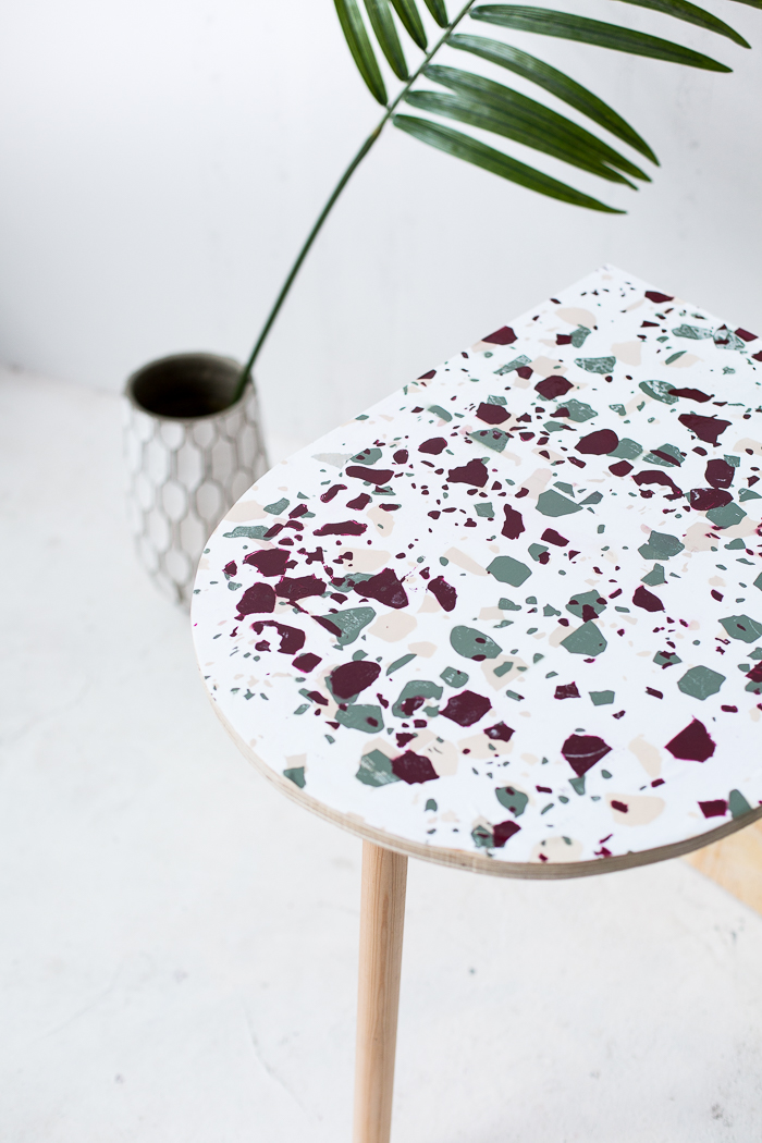 How To Create A Terrazzo Print On Almost Anything Plus Diy