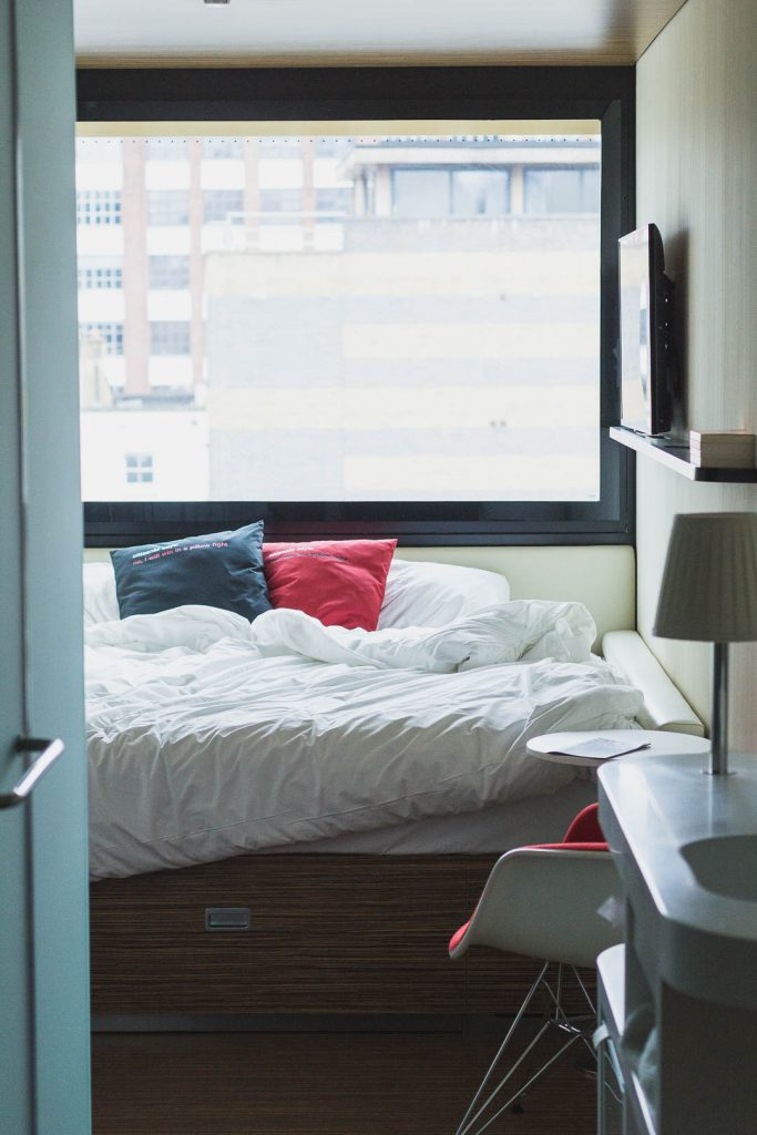 Staying at CitizenM Shoreditch | @fallfordiy-7