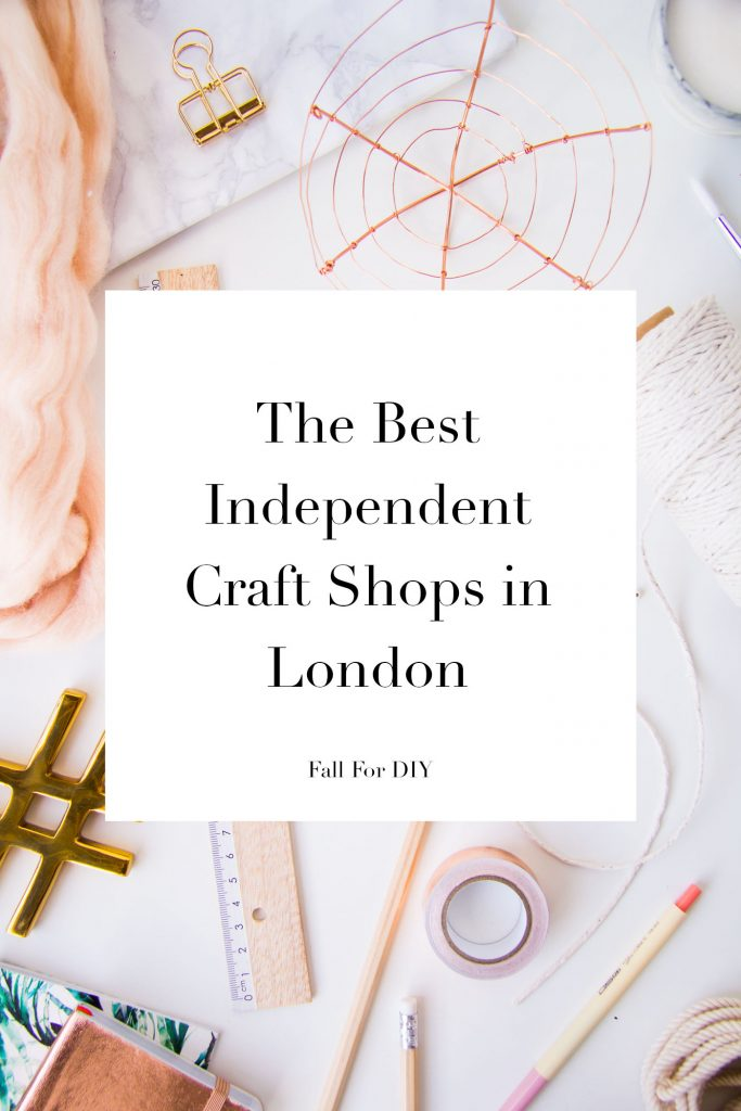 The Best Independent Craft Shops in London