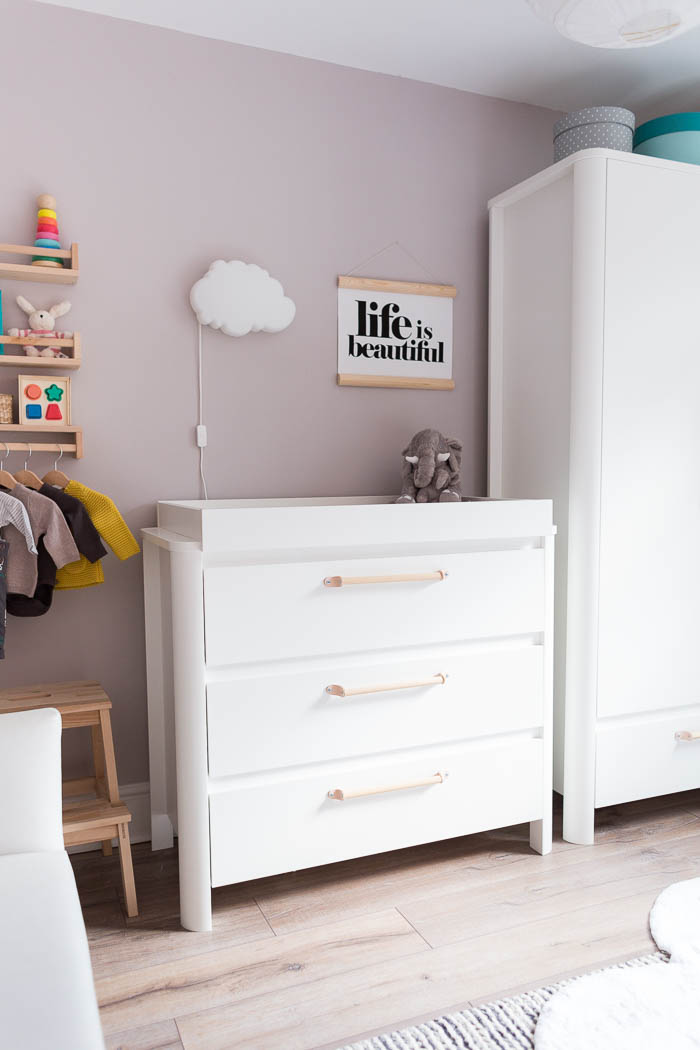 Nursery Room Makeover