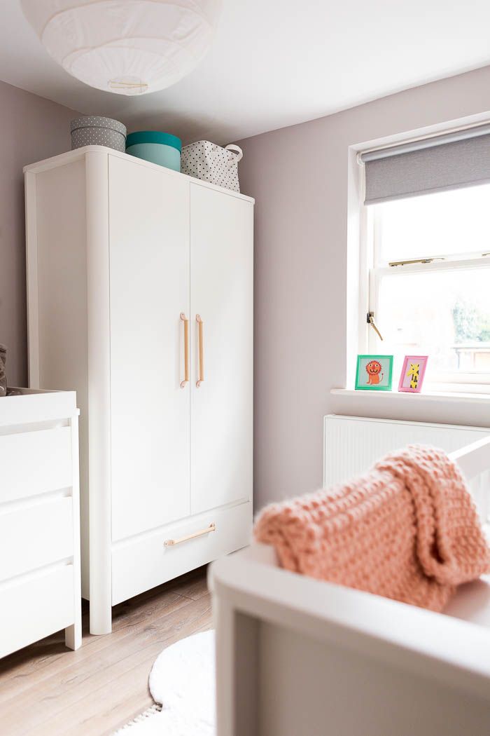 Nursery Room Makeover | @fallfordiy
