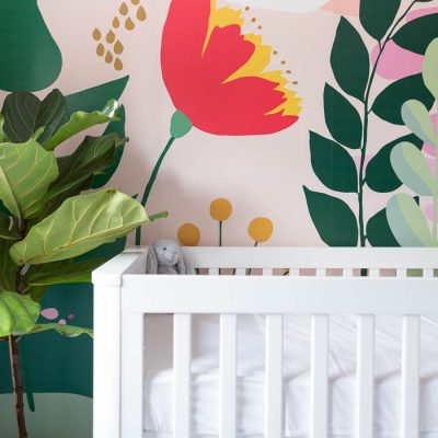 Nursery Makeover – Before & After