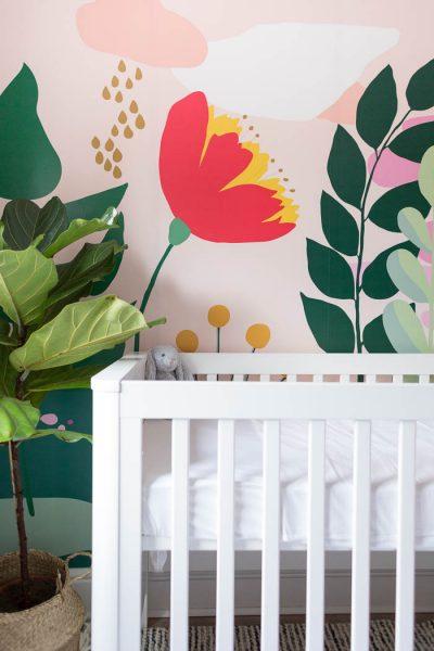 Nursery Room Makeover   @fallfordiy