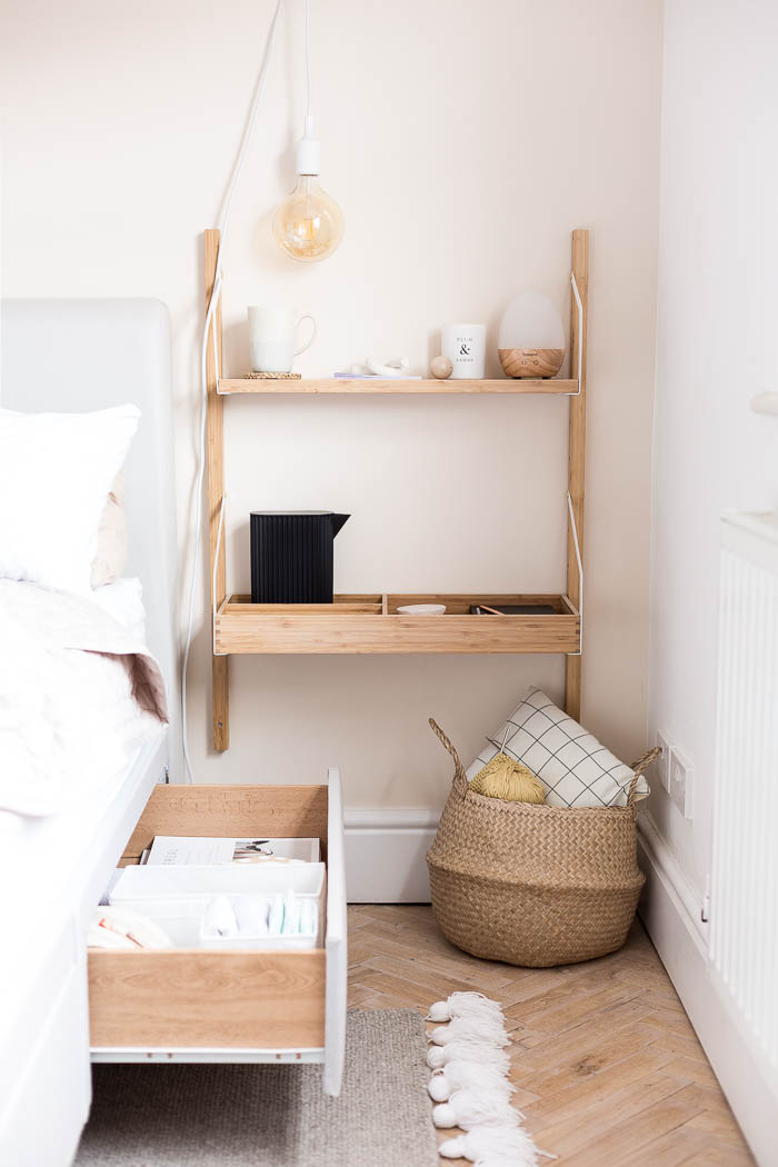 How to Design a Relaxing and Functional Small Bedroom