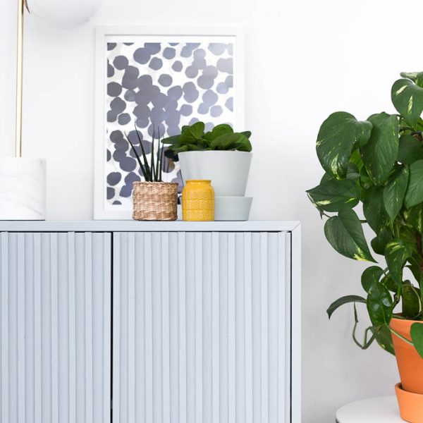DIY Cabinet Upcycle with ALDI for Teenage Cancer Trust