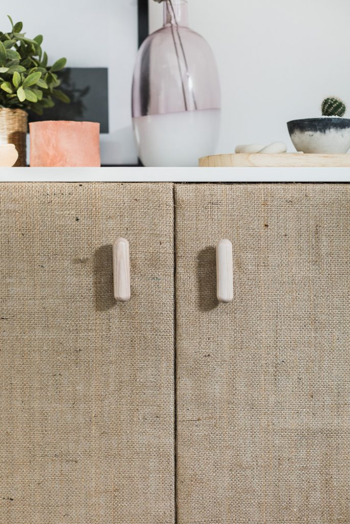 Prettypegs Platsa Hessian Doors