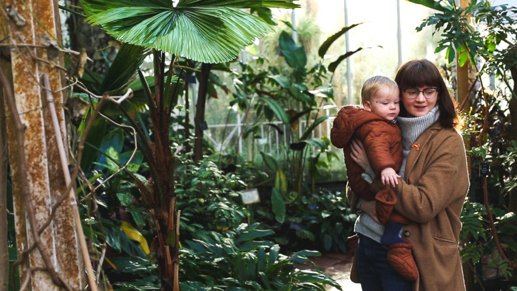 A Botanical Adventure with Ollen