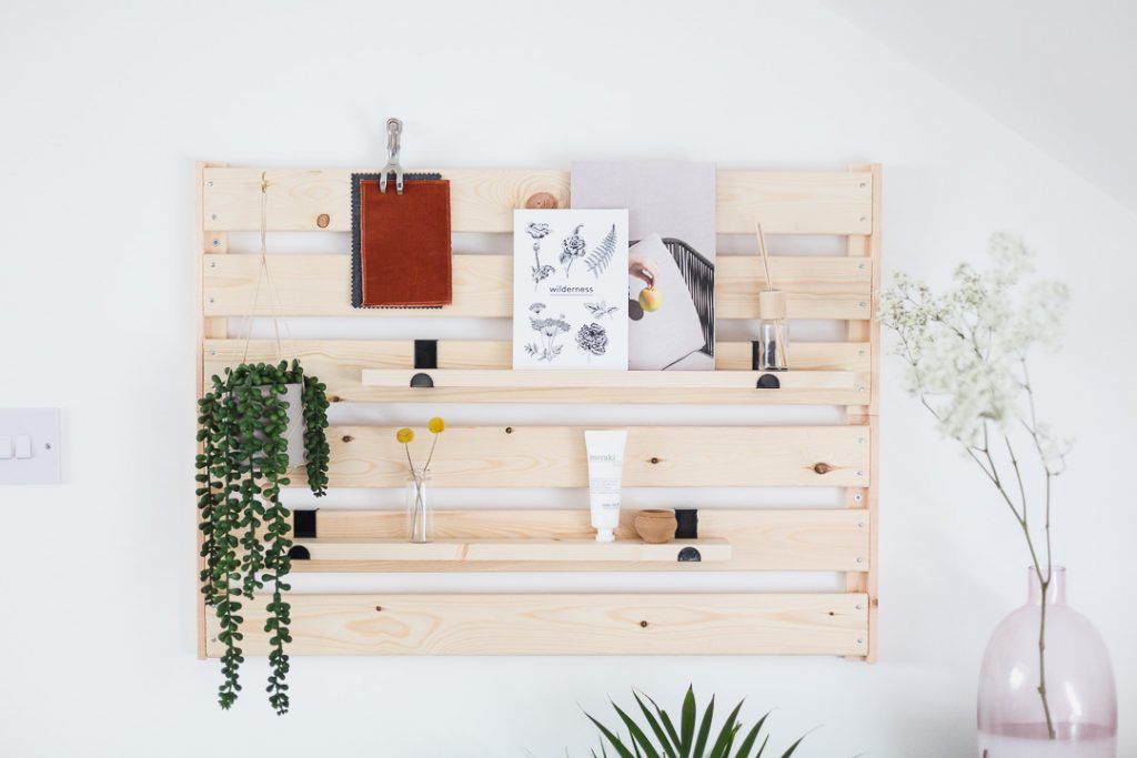 DIY IKEA hack Shelving - Fall For DIY