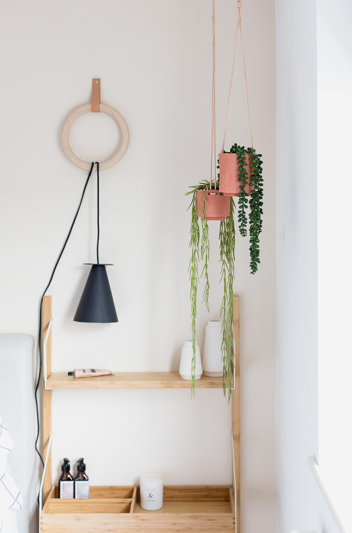 Diy Terracotta Clay Hanging Planters Fall For Diy