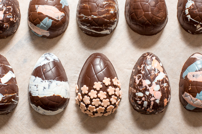 Five Ways to Make Easter Eggs
