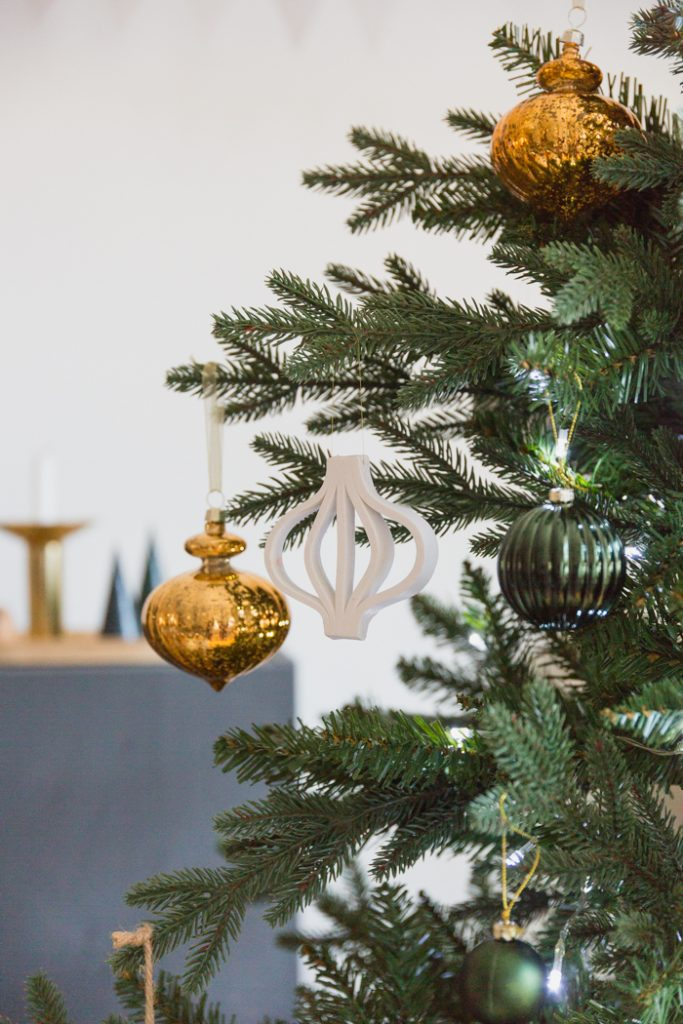 DIY Clay Christmas Ornaments